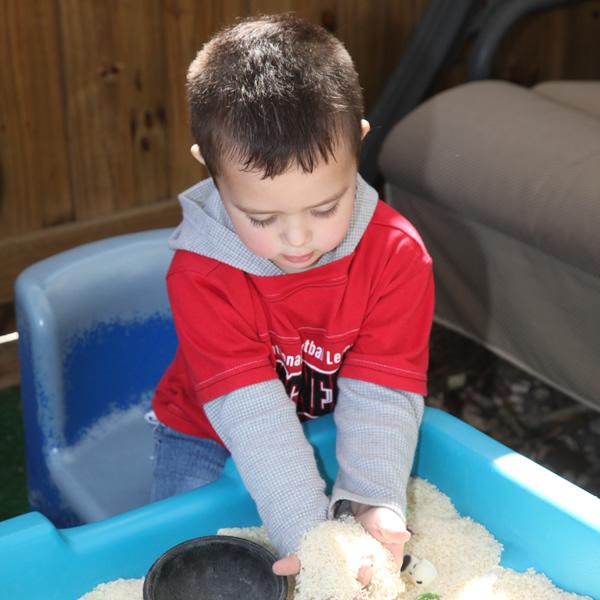 Lynn's Tender Touch Daycare - Happy Children